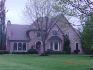 Ohio Masonry Brick Homes